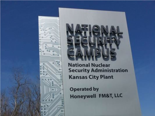 NATIONAL NUCLEAR SECURITY CAMPUS